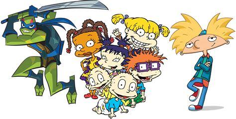 Nickelodeon Brings Back Beloved '90s Cartoons