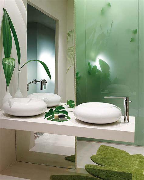 decoracion de interiores bano inspirado en la naturaleza