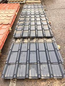 roofing sheets very cheap tile effect steel metal roof With cheap metal roofing sheets