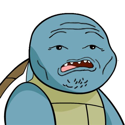 Squirtle Meme - image 158816 give squirtle a face know your meme