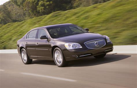 2008 Buick Lucerne Super Review