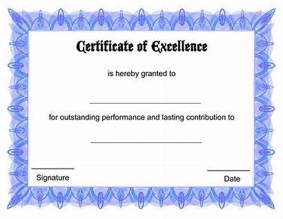 Certificate Blank Templates Activity Docstoc Via
