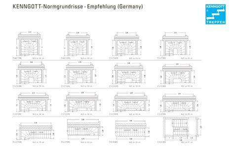 Treppe Grundriss Darstellung by Grundrisse Treppen