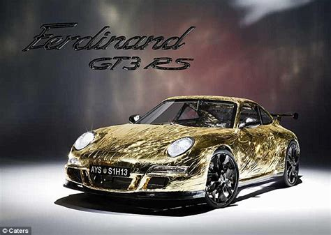 how much does it cost to build a artist creates the slowest porsche in the with a
