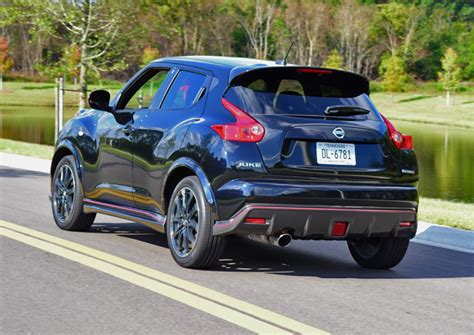 juke nismo lowered 2013 nissan juke nismo review test drive