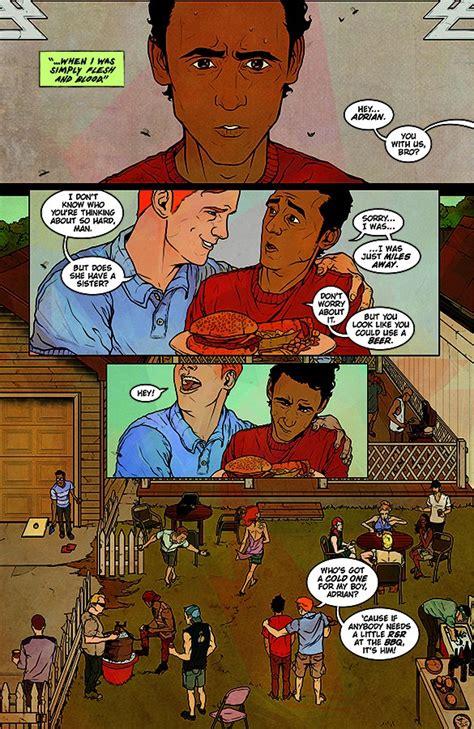 regression  image comics