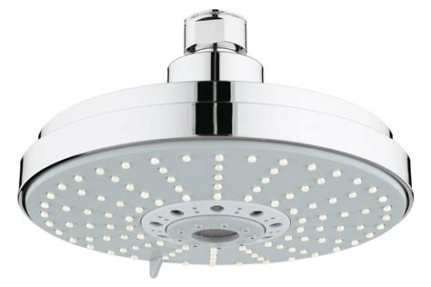 Grohe Shower Heads by Grohe Rainshower Cosmopolitan 160mm Shower Chrome