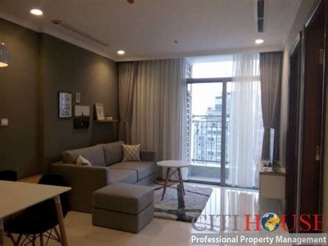 Nice One Bedroom Apartment For Rent In Vinhomes Central