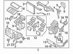 2013 Mazda A  C Evaporator Drain Clamp  Auto  Control  Hose