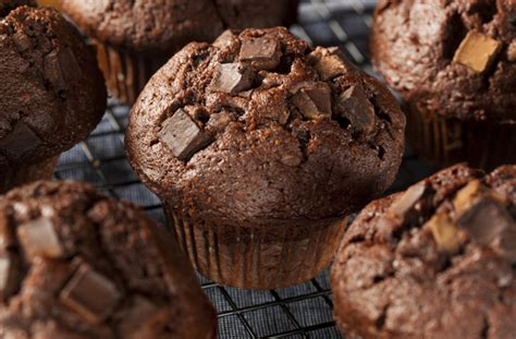 chocolate muffin recipe chocolate muffins recipe goodtoknow