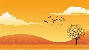 Autumn Orange HD desktop wallpaper : Widescreen : High ...