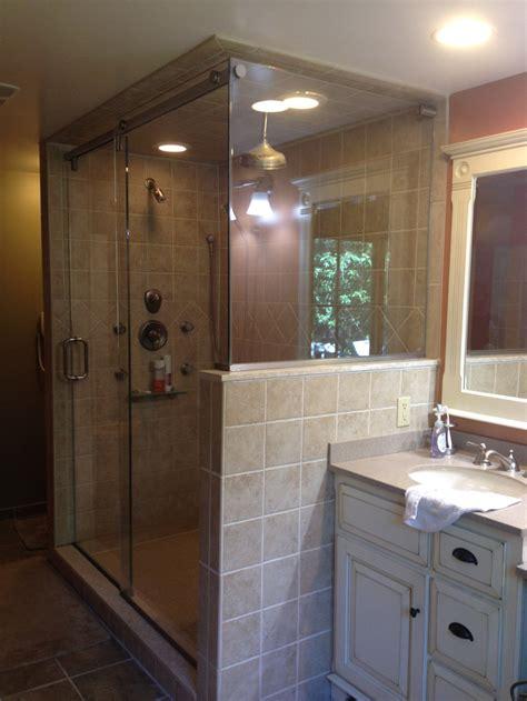 glass shower doors glass shower enclosures flower city
