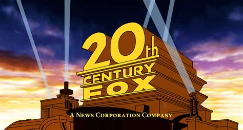 20th Century Fox Logo Drawing By Supermariojustin4 On