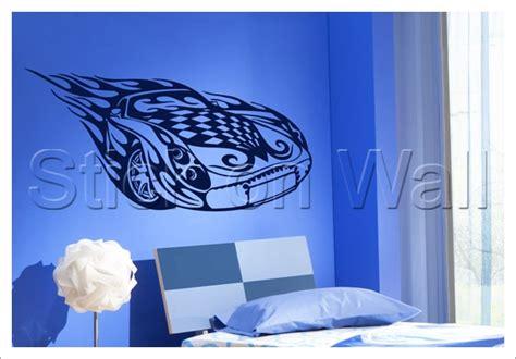 stickers voiture chambre gar輟n stickers voiture chambre garcon maison design bahbe com