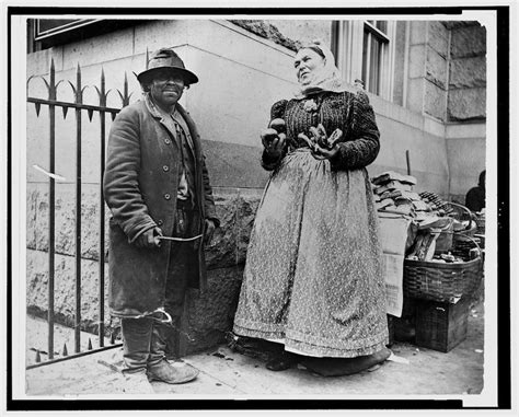 The Street Life Of Victorian Nyc