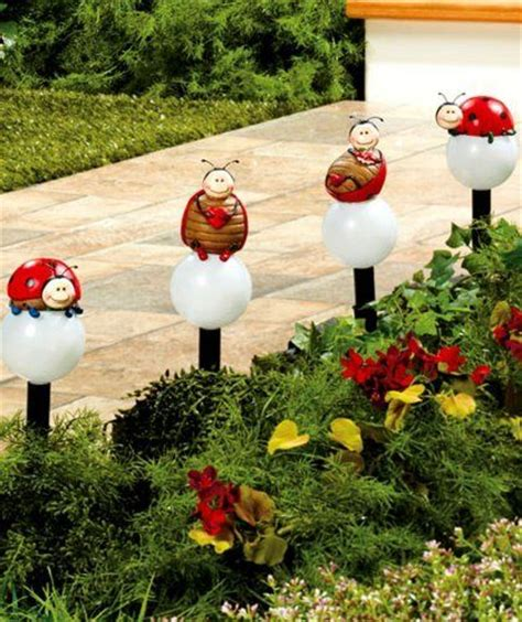 Ladybird Garden Decoration by 40 Best Ladybug Yard Decorations Images On