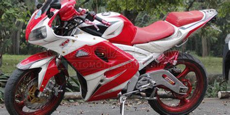 Modif Rx King Jadi Moge by 7 Bagian Modifikasi Yamaha Vixion Jadi Moge Sport Otosia