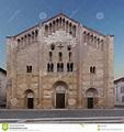 The Basilica Of San Michele Maggiore In Pavia Royalty Free ...