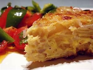 Spanish Potato Omelet Recipe — Dishmaps