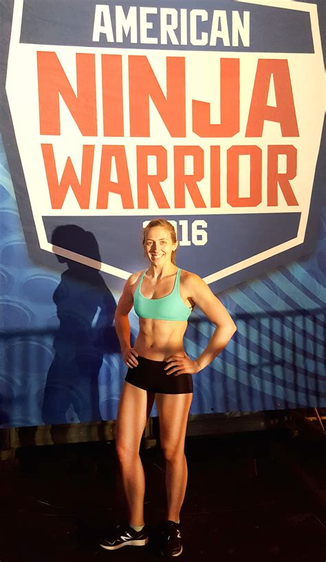 burkland school teacher  american ninja warrior finalist