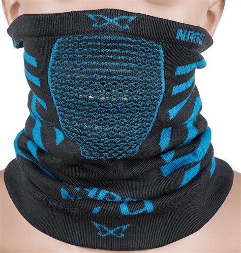 Maska treningowa, komin X9 30cm Naroo Mask (niebieska) - sklep Sport-Shop.pl