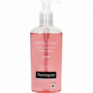 Neutrogena Visibly Clear Waschgel : neutrogena visibly clear pink grapefruit facial wash 200ml clicks ~ Avissmed.com Haus und Dekorationen