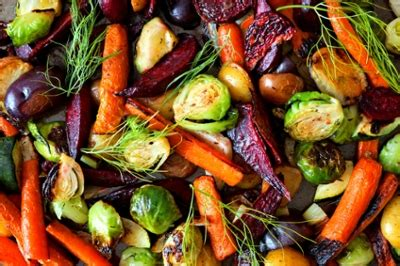 endlessly adaptable roasted vegetables