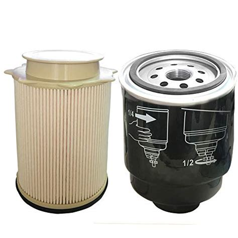 Dodge Fuel Filter Replacement by Auto Safety 6 7l Cummins Fuel Filter Water Separator Set