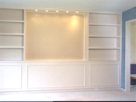 Custom Built Gun Cabinets by Built In Bookcases Hgtv
