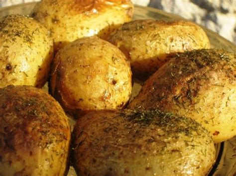 herbed new potatoes adapted from the barefoot contessa