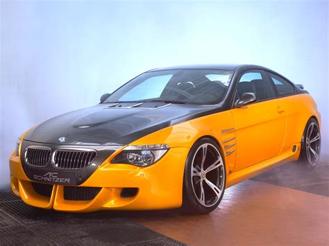 2005 Ac Schnitzer Tension Concept Based On Bmw M6 Side