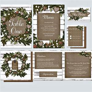 christmas wedding invitation gallery With images of christmas wedding invitations