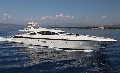 Yacht Zeus zeus yacht charter details mangusta 165 superyacht