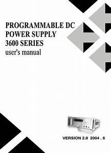 3646a Manuals