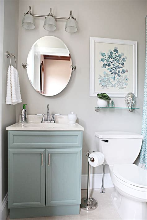 Colored Bathroom Vanities by A Colored Vanity Can Set The Tone For A Guest Or Master