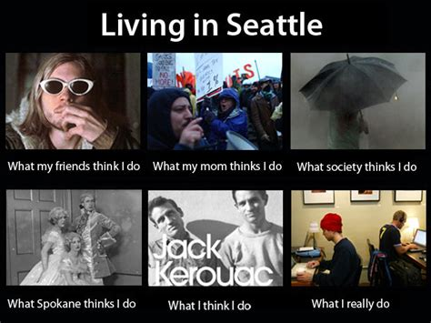 Seattle Meme - living in seattle seattle s big blog