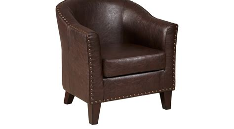$23999  Jacoby Brown Accent Chair Traditional