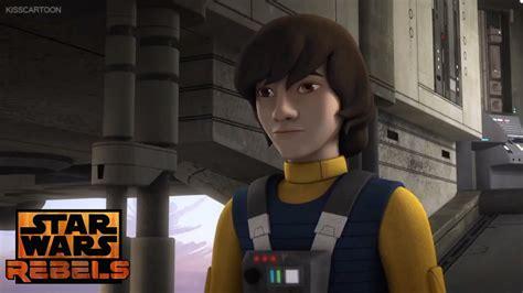 star wars rebels commander sato meet  nephew mart