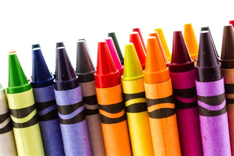 color crayon how colored crayons for were invented discover