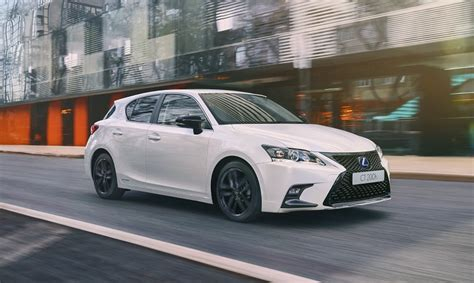 lexus ct  uk grade structure  pricing lexus