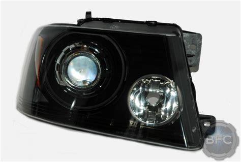 f150 headlights ford headlight chrome 2005 hid projector 2008 2004 package blackflamecustoms conversion custom retrofit complete apollo3