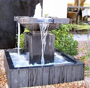Modern Water Fountain Small or large, a water fountain