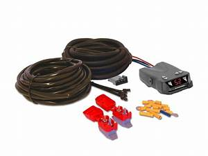 Hayman Reese 05650 Electric Brake Controller  U0026 Hot Wiring