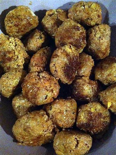 recette de boulettes de boeuf maison