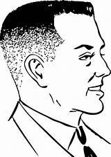 Cut Crew Clip Ragazzo Disegno Clipart Onlinelabels Lurus Kartun Rambut Orang Gambar Svg sketch template