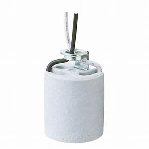 Westinghouse 2 In  Porcelain Fixture Socket-7042500