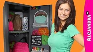 How To Organize Your Locker Locker Organization
