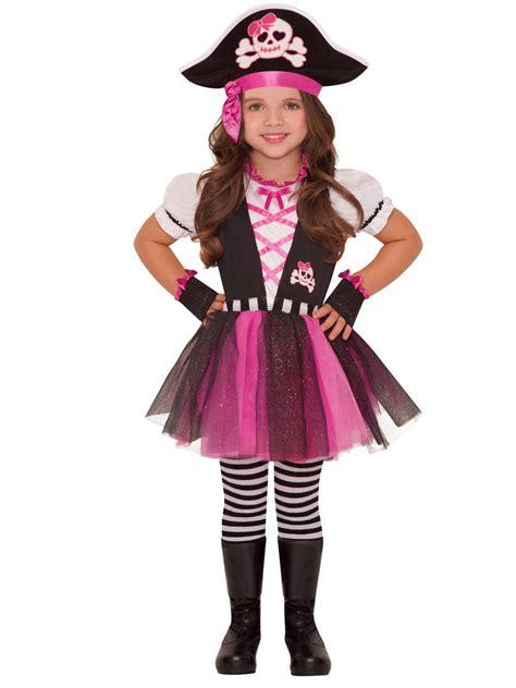 girls pirate princess costume  children fancy
