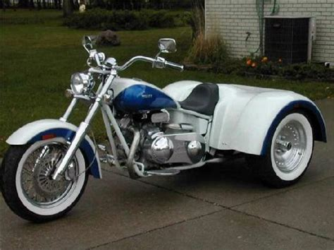 Ridley Automatic Trike Motorcycles For Sale