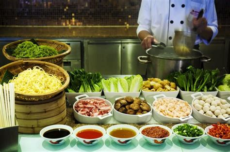 pho cuisine buffet noodle station picture of skycity bistro hong